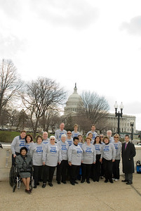 Advocates on Capitol Hill